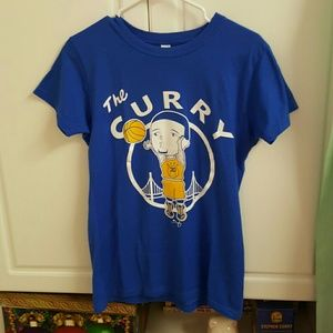 Tops - Golden State Warriors The Curry tee
